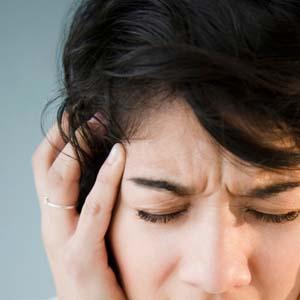 头痛欲裂的图片