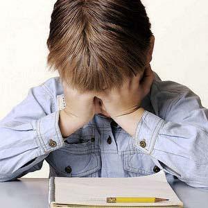 考试焦虑症