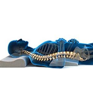 颈椎病正确睡姿图片6