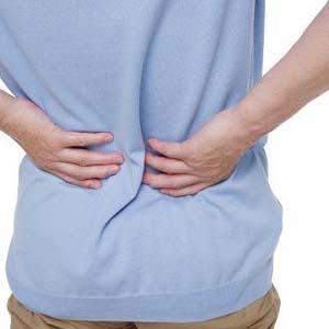 腰椎病症状图
