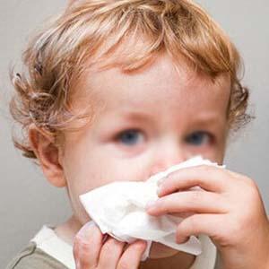 小孩鼻息肉症状图片