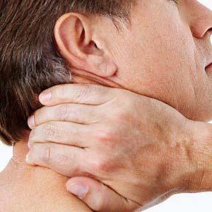 肩颈肌肉劳损
