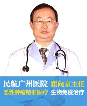 民航广州医院翟向京 恶性肿瘤精准医疗-生物免疫治疗