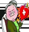 日研究:周一上午更易突发心脏病